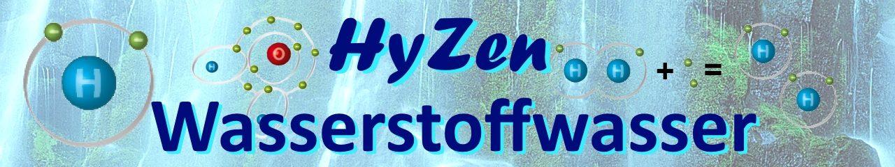 HyZen Wasserstoffwasser
